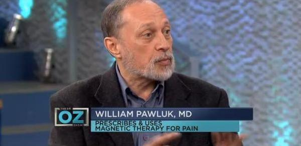 Healing with magnetic field therapy