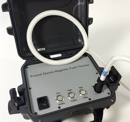TeslaFit Plus Portable with coil