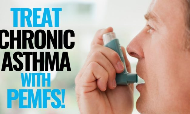 What is the Suggested PEMF treatment frequency, intensity, and time for Chronic Asthma?