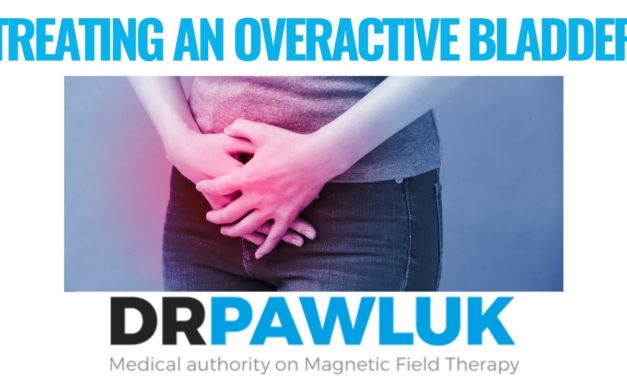 Will PEMF help decrease the pain associated with bladder spasms in an overactive bladder?