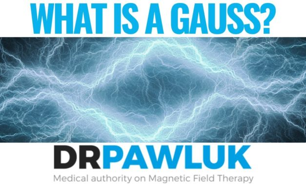 What is a Gauss? Can 3,500 Gauss detox the liver?