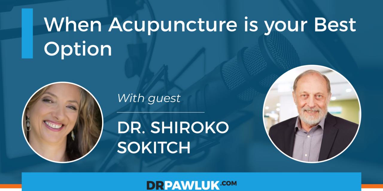 Shiroko Sokitch- When Acupuncture is your Best Option