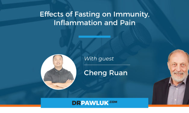 Cheng Ruan – Effects of Fasting on Immunity, Inflammation and Pain