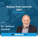 Replay Post Summit Q&A